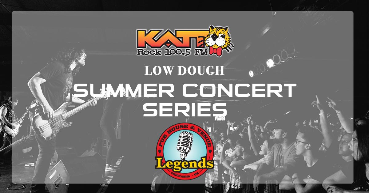 Low Dough Summer Concert Series