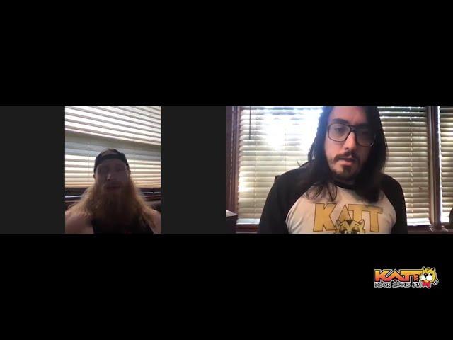 [VIDEO] Cameron talks to Matt of Blacktop Mojo
