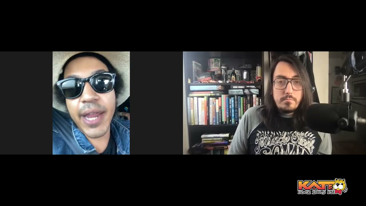 [VIDEO] Cameron talks to Isaiah of RADKEY