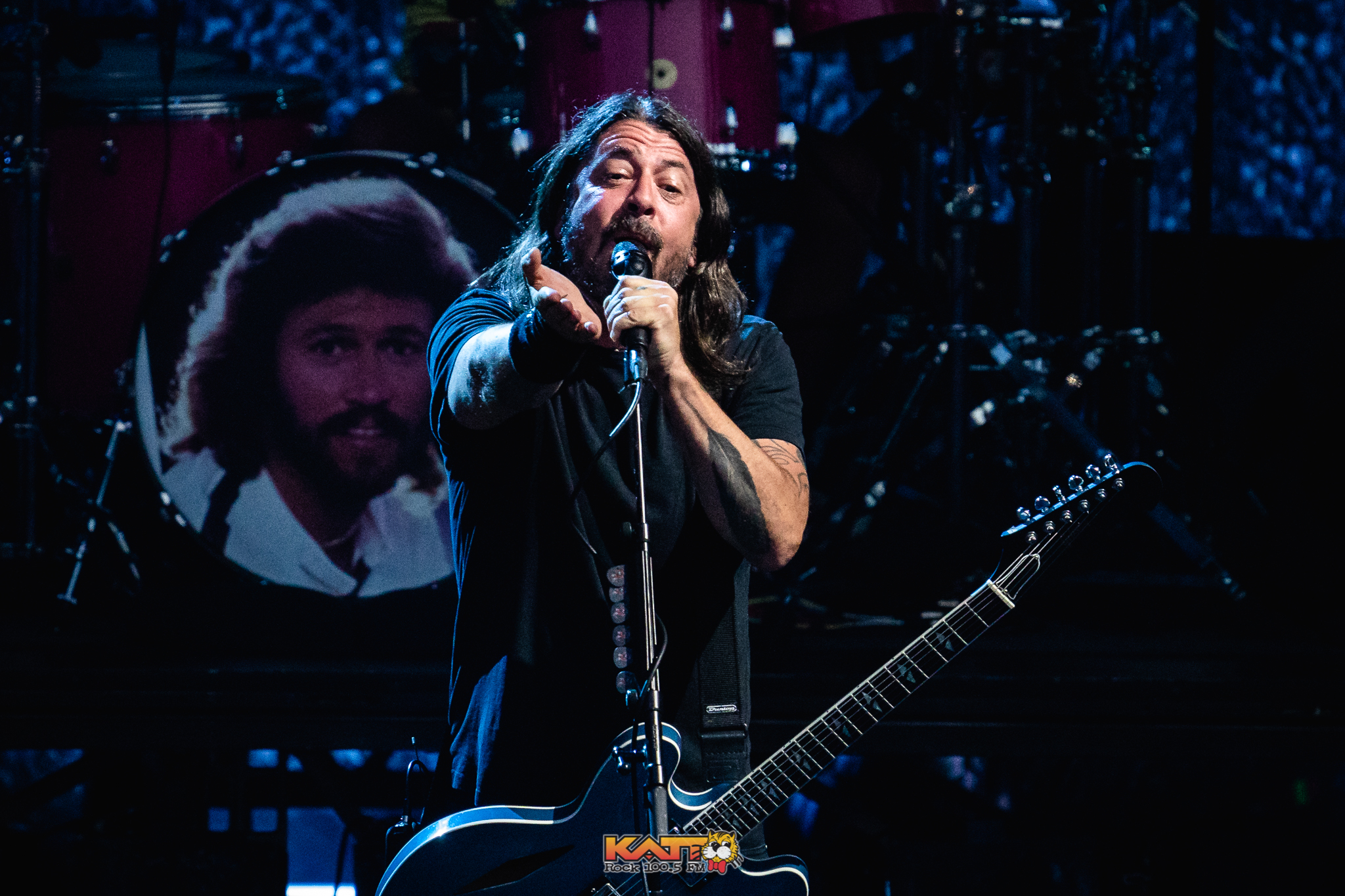 [PHOTOS] Foo Fighters at The Zoo Amphitheatre