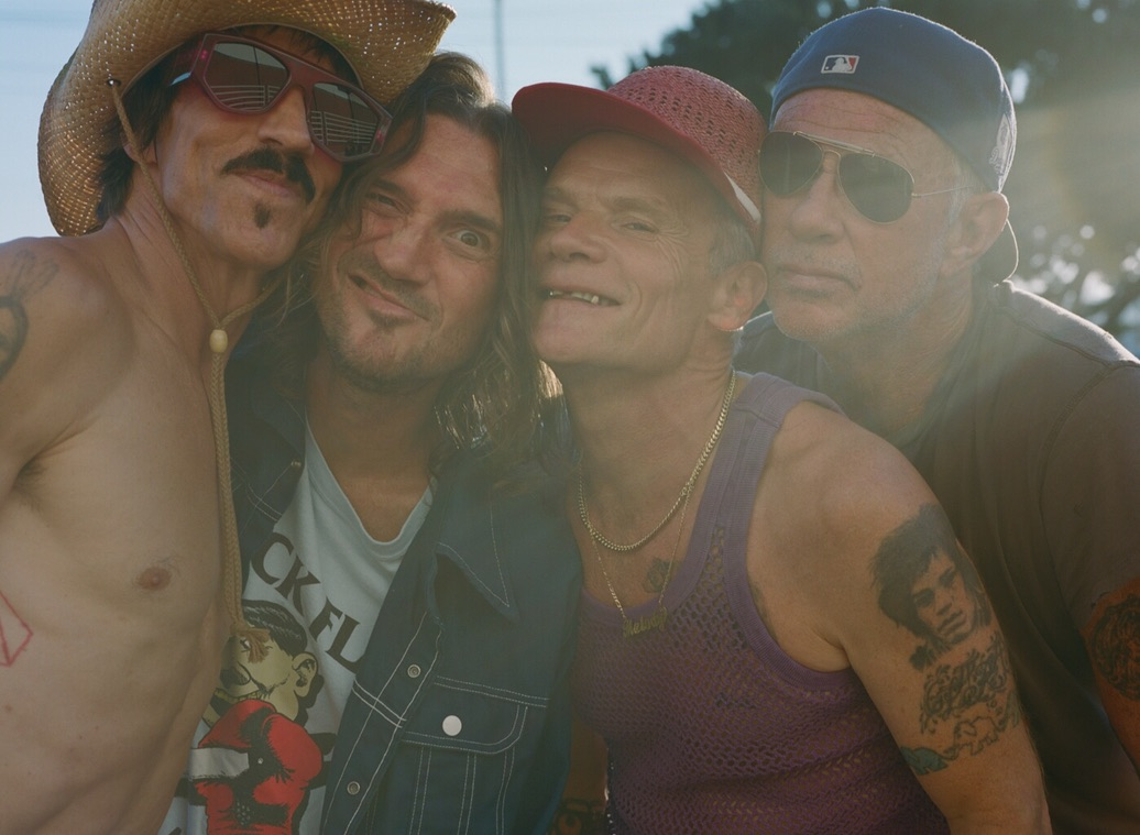Red Hot Chili Peppers | Globe Life Field