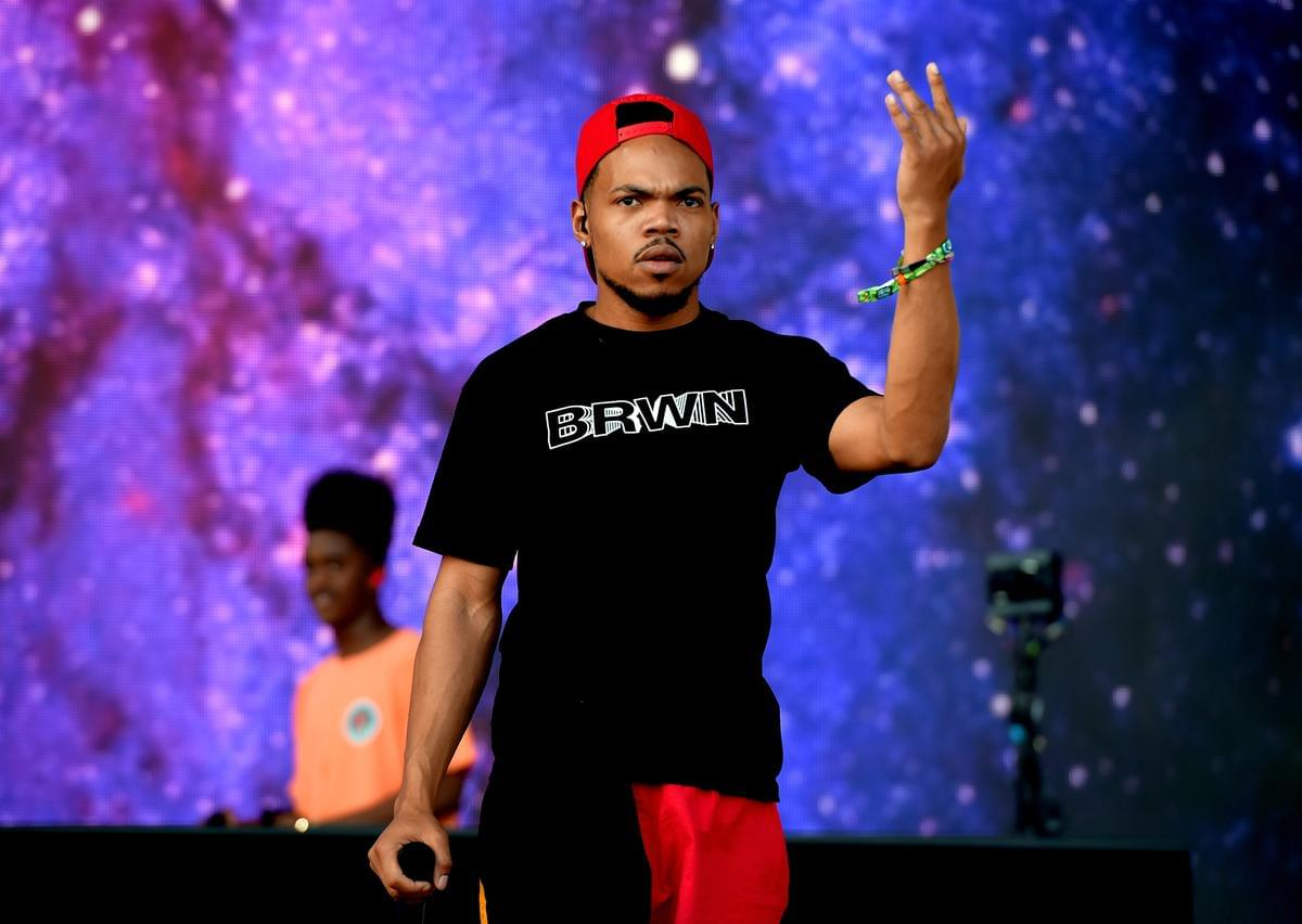 Chance the Rapper Is…Confused