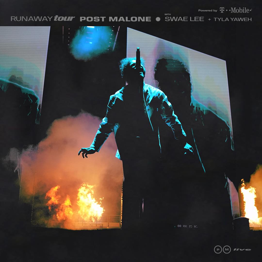POST MALONE : RUNAWAY TOUR (11/4)