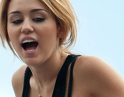 Miley Cyrus makes out with Brody Jenner's ex following split
