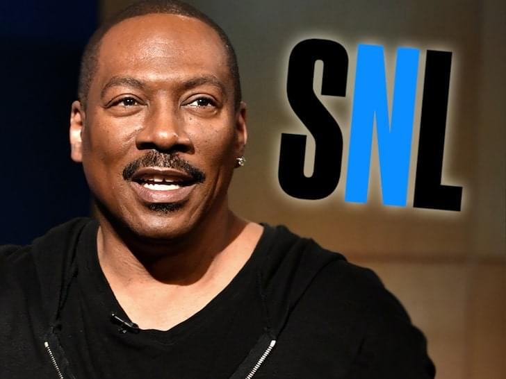 Eddie Murphy To Host SNL for the First Time in 35 Years