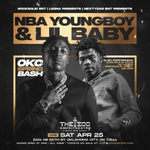 NBA YOUNGBOY/LIL BABY LIVE IN OKC!!