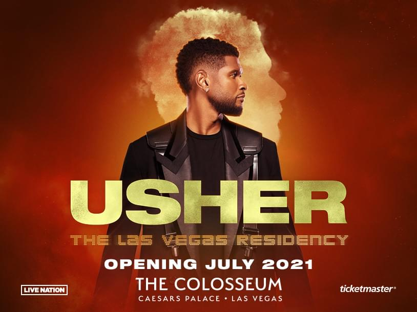 Win A Trip To See Usher In Vegas!