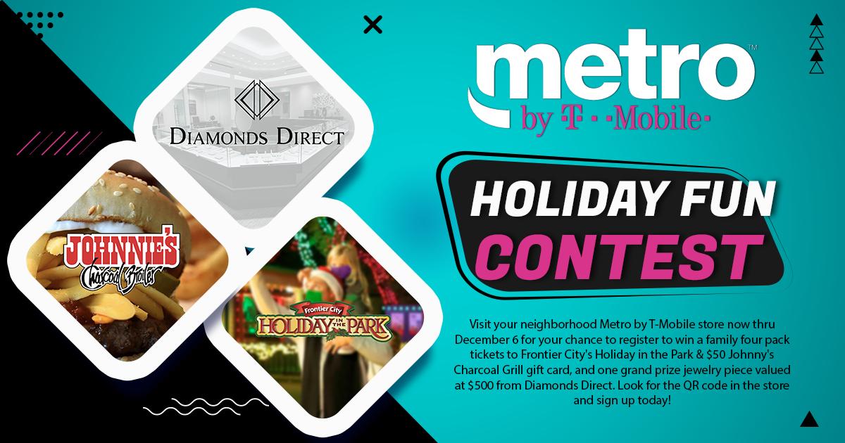 Holiday Fun Contest!