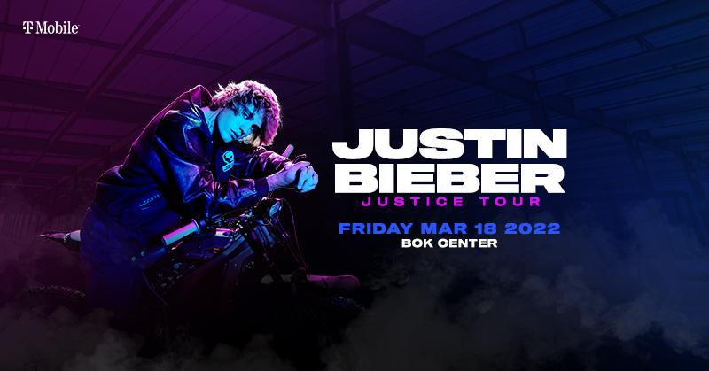 Justin Bieber's Justice World Tour!