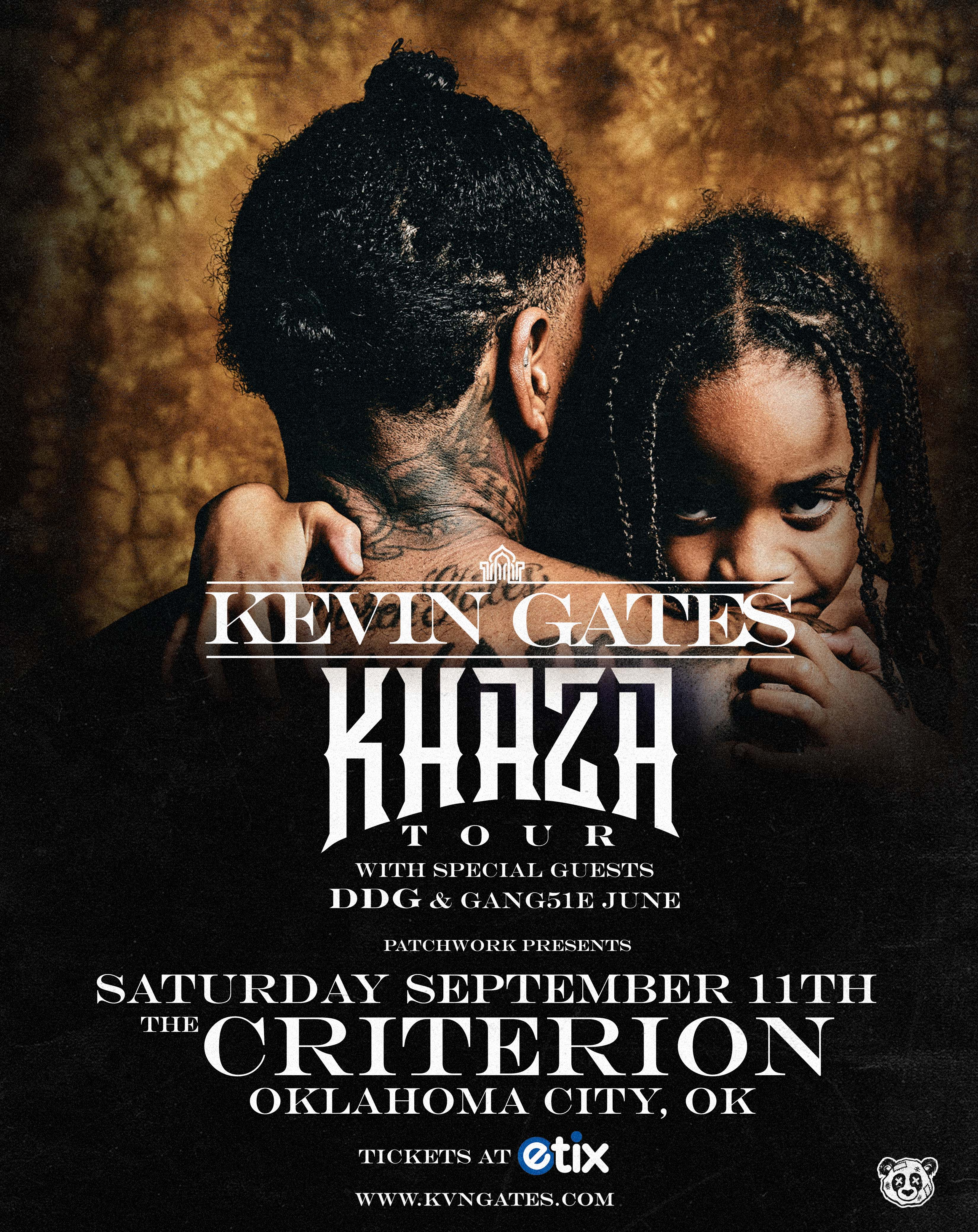 Kevin Gates | The Criterion