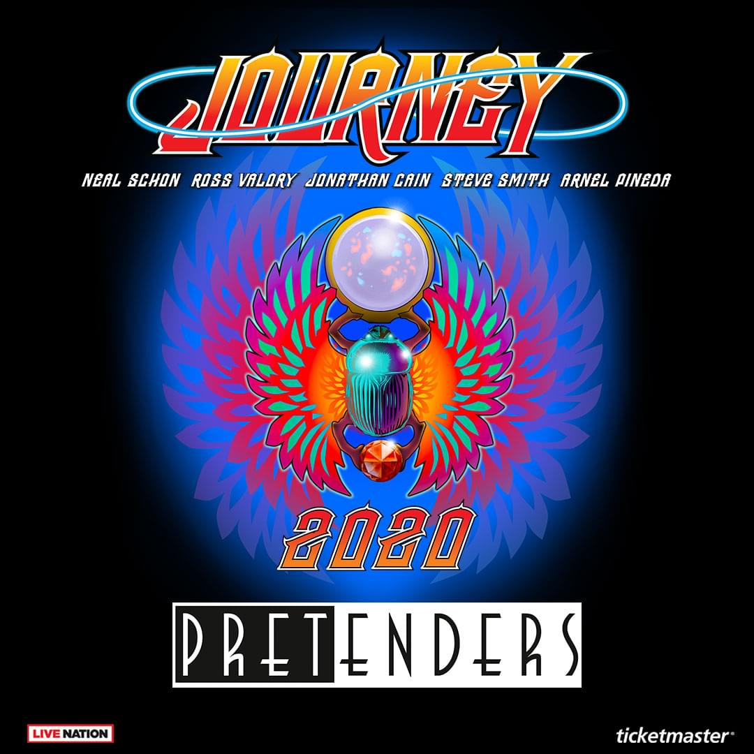 Journey with Pretenders | Chesapeake Energy Arena