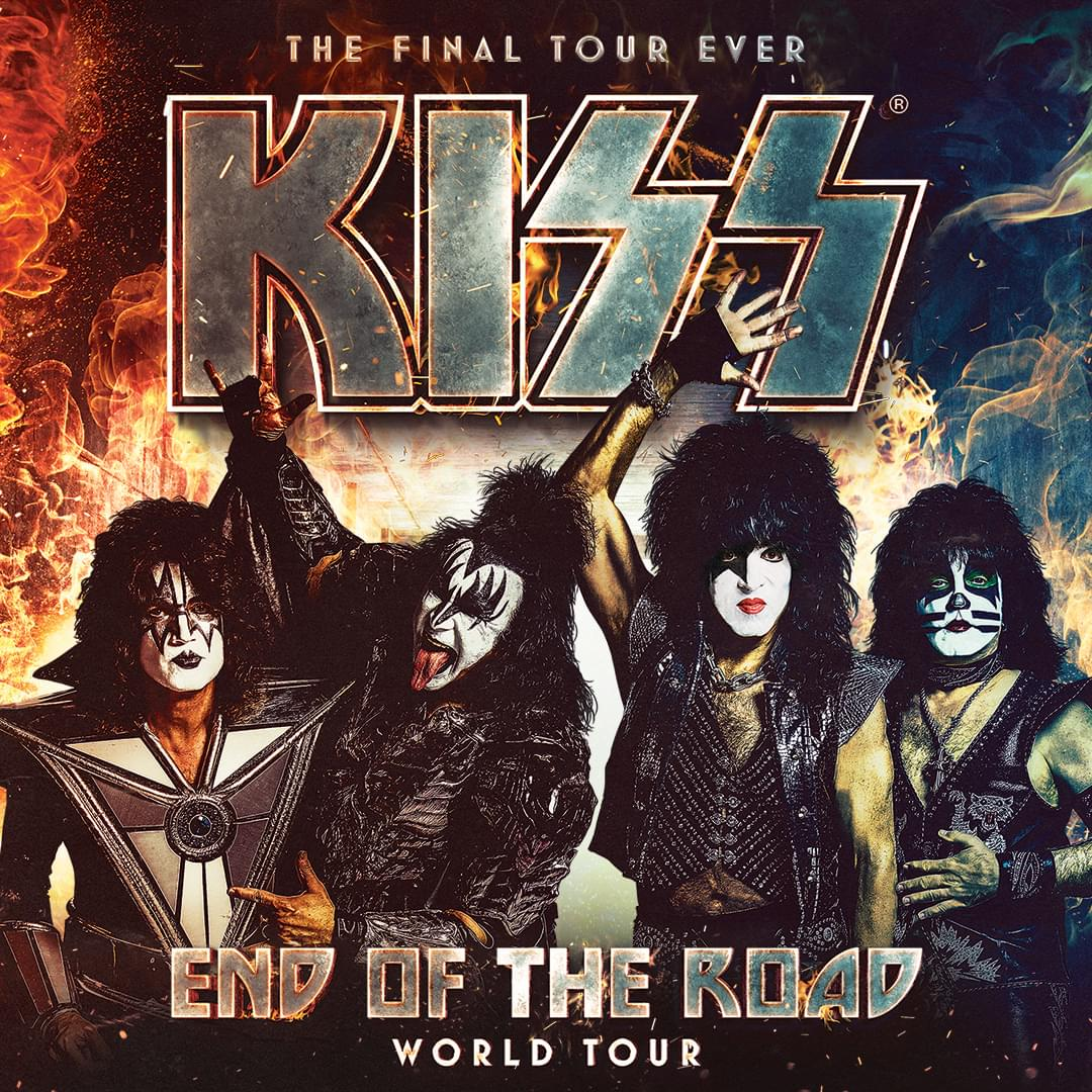 KISS: End of the Road World Tour | BOK Center