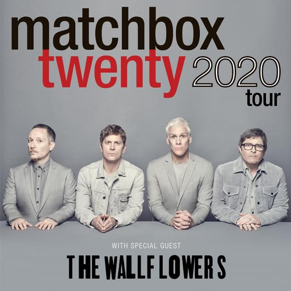 Matchbox Twenty w/ The Wallflowers | Zoo Amphitheatre