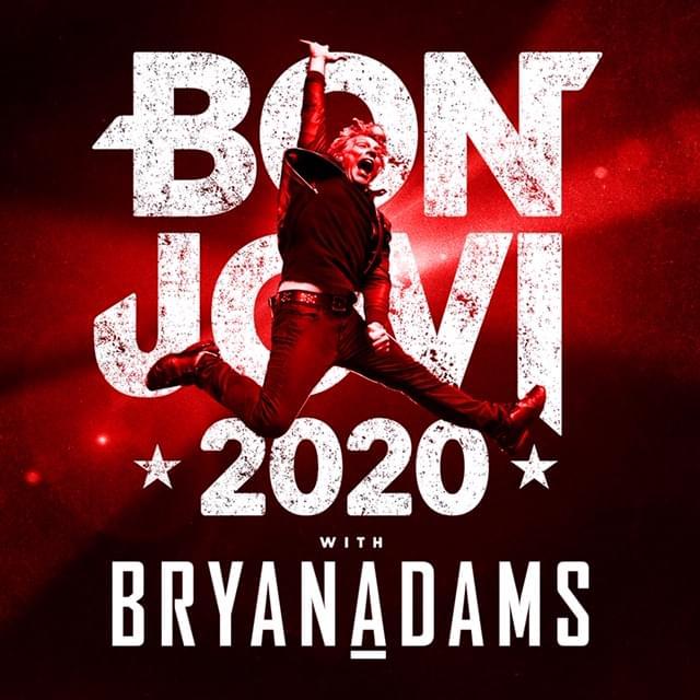 Bon Jovi w/Bryan Adams | BOK Center