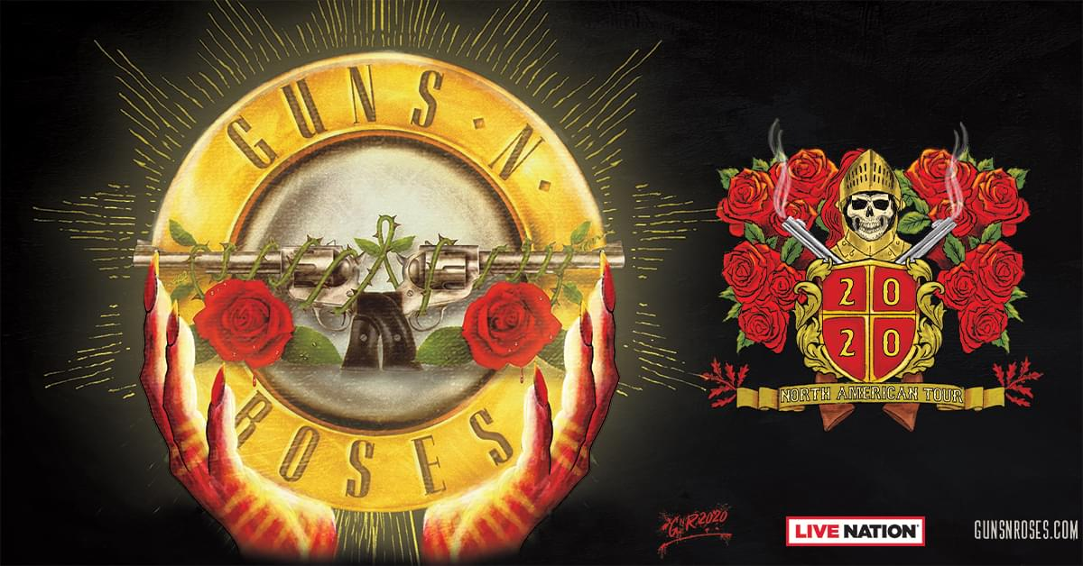 Guns 'N Roses | Globe Life Field