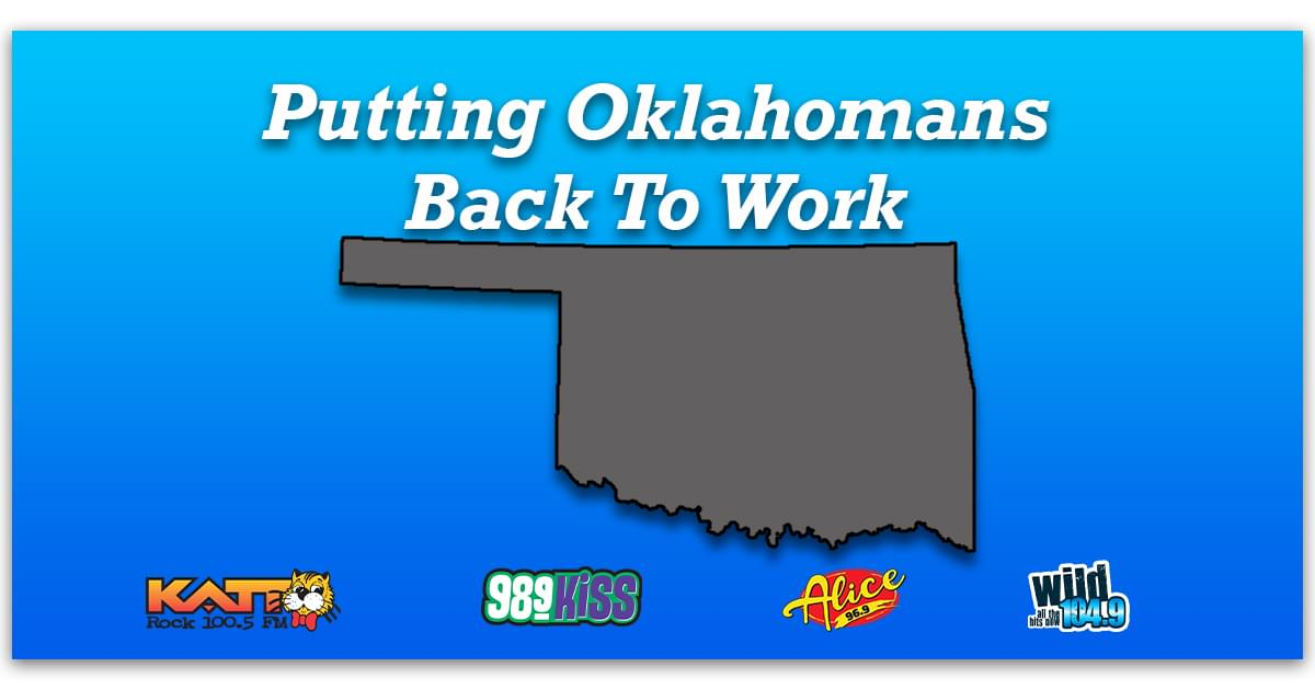 Now Hiring! – Putting Oklahomans Back To Work