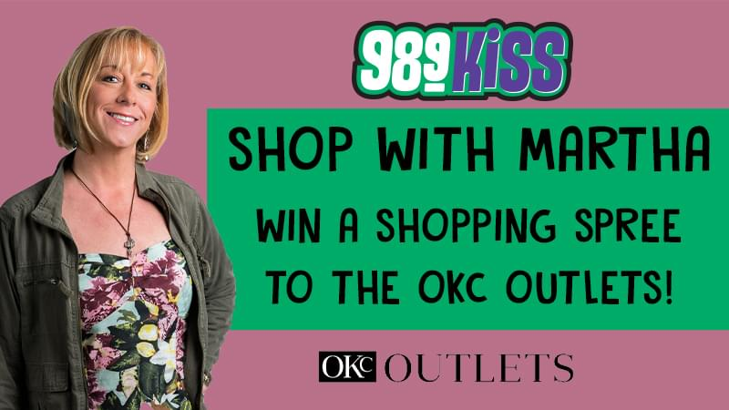 Win A Shopping Spree At The OKC Outlets!