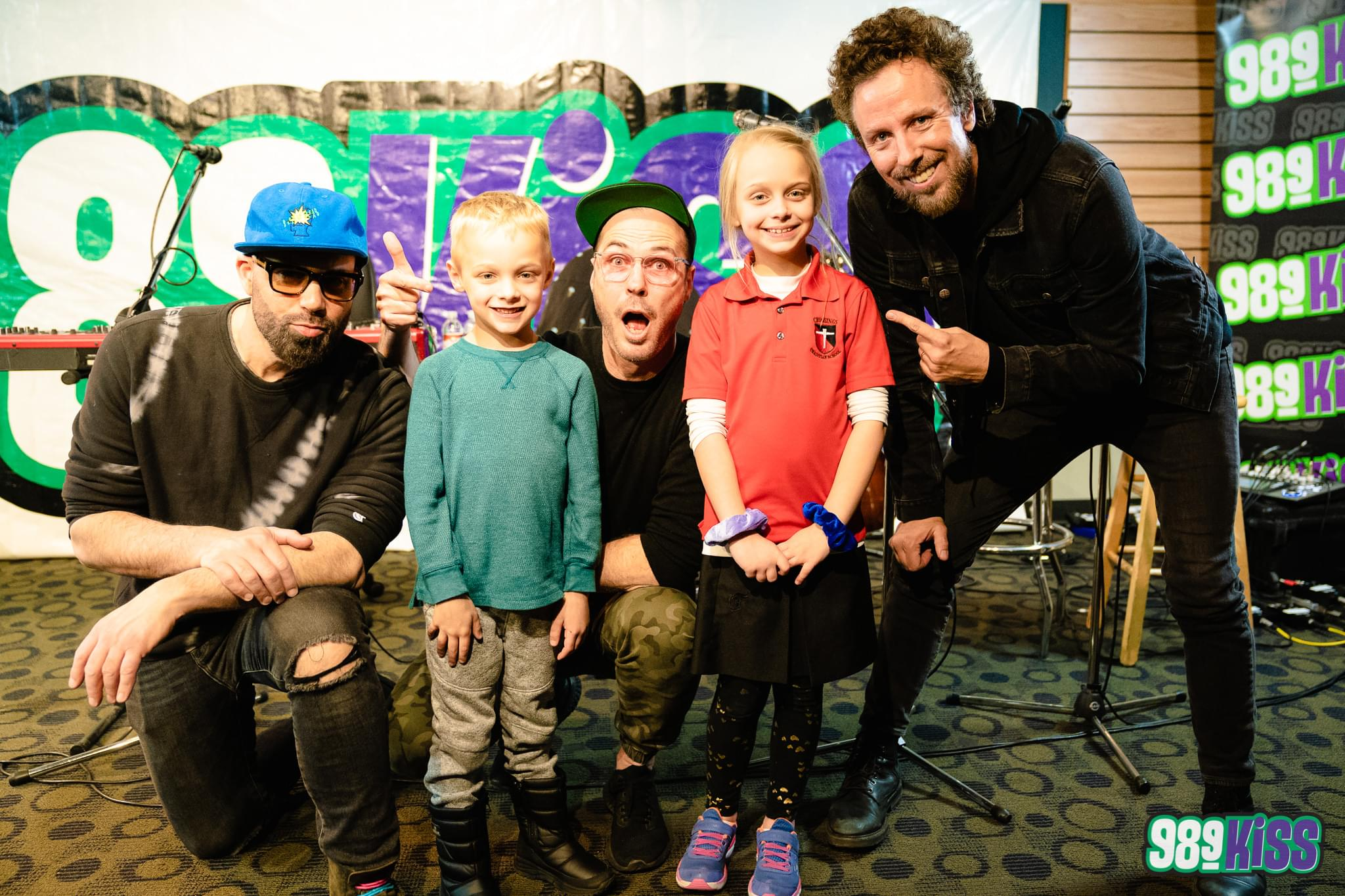 PHOTOS: Fitz and The Tantrums Meet & Greet