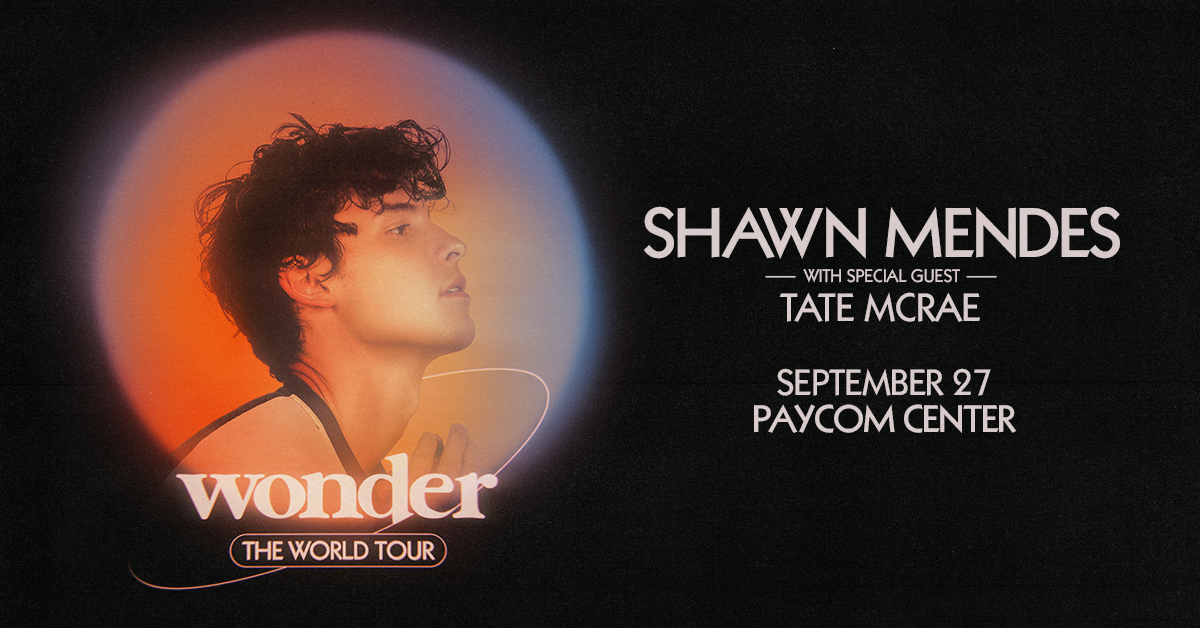 Shawn Mendes | Paycom Center