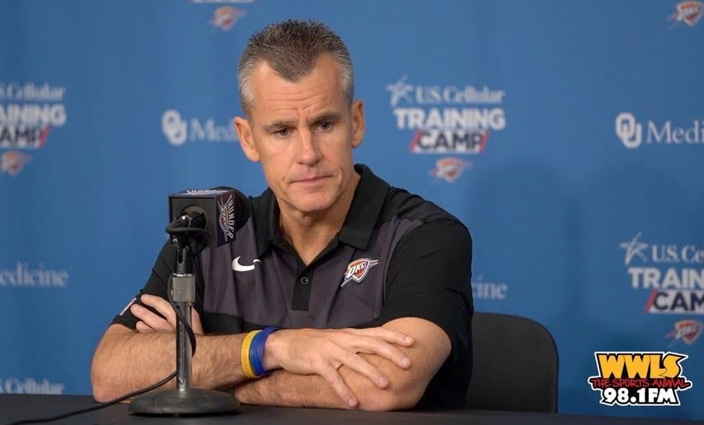 What to Make of Billy Donovan's Name Listed as 2nd Best Odds for Michigan Head Coach Opening