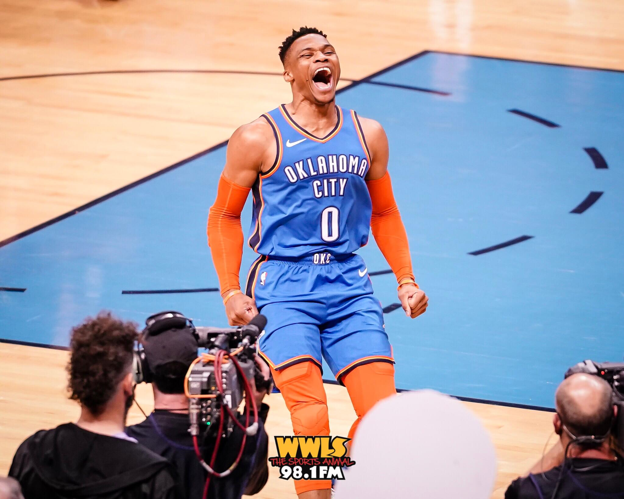 Oklahoma City Thunder Trade Russell Westbrook to Houston Rockets