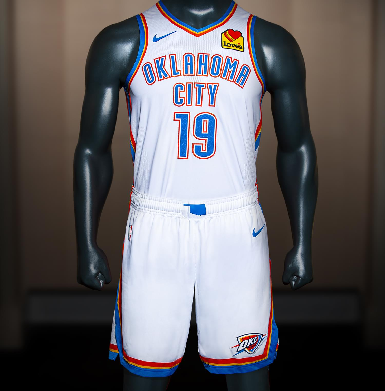 Thunder Unveils New Uniforms For 2019 2020 Season Wwls Fm