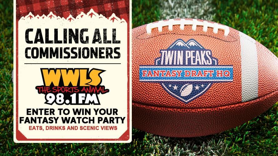 Win A Twin Peaks Fantasy League Watch Party!
