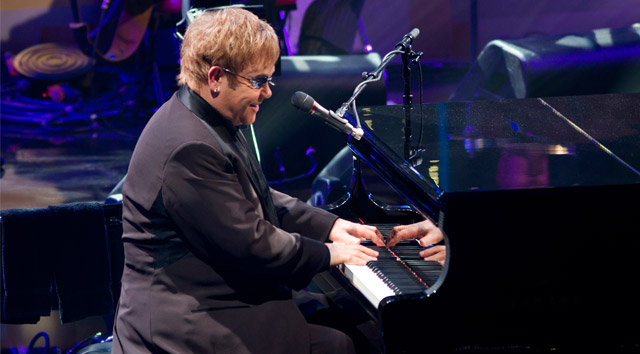 Elton John Double Play