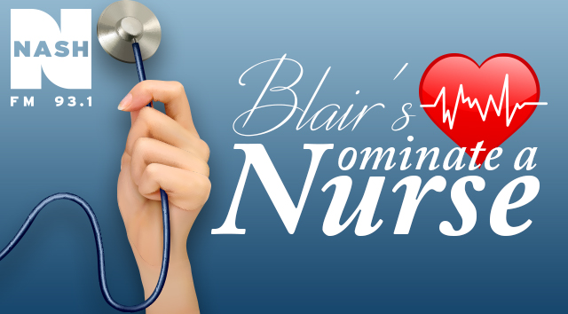 Ty's Nominate A Nurse
