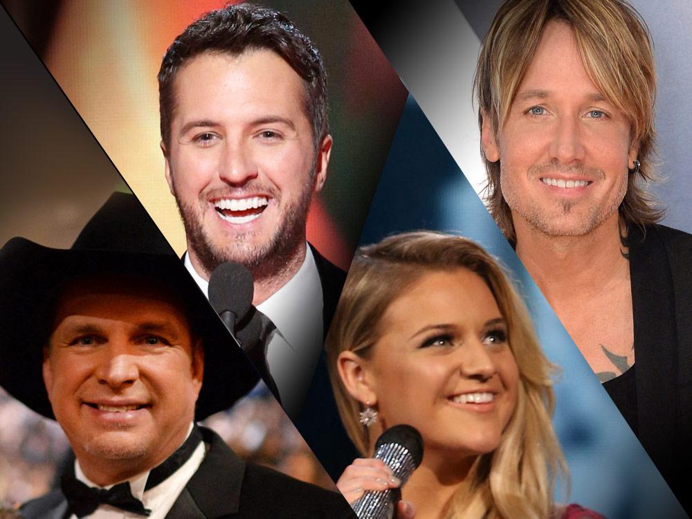 Luke Bryan, Garth Brooks, Keith Urban, Kelsea Ballerini & More Share Their Favorite CMA Awards Show Memories With Nash Country Daily