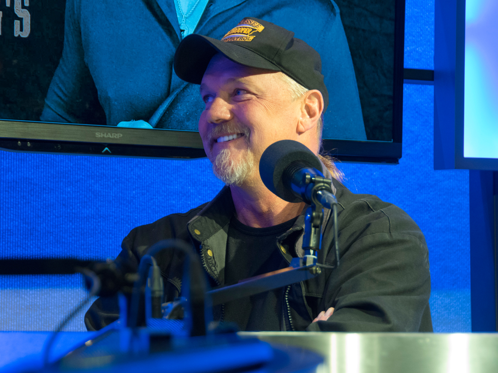 "With 12th Studio Album Dropping on March 31, Trace Adkins Plans to ""Feel Guilty"" With 12th USO Tour"
