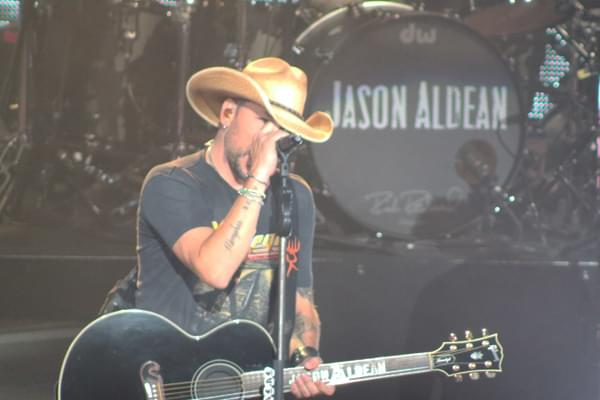 Jason Aldean LIVE at DTE- September 28 & 29