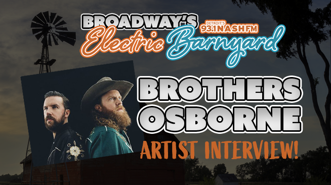 Brothers Osborne Announces Third Album
