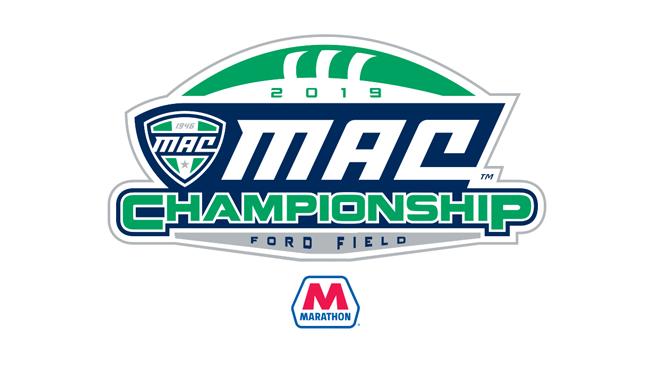 MAC Football Championship Game ~ December 7, 2019