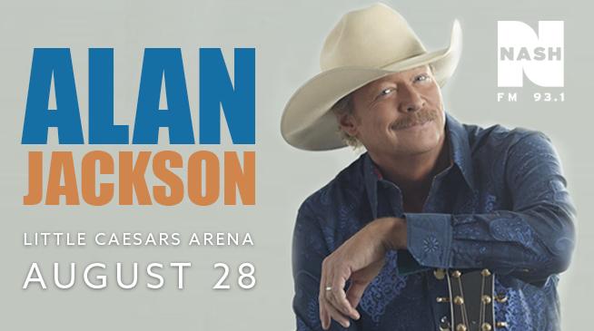 Alan Jackson ~ August 28, 2020
