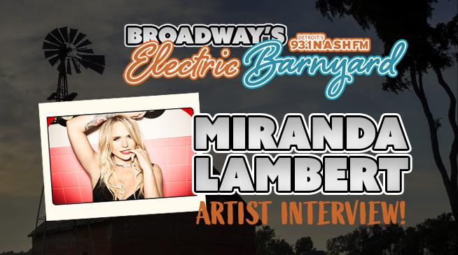 Miranda Lambert Won't Release Live Album