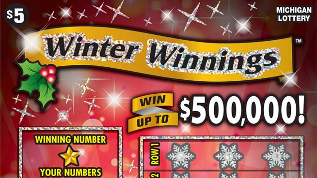 The Michigan Lottery – January
