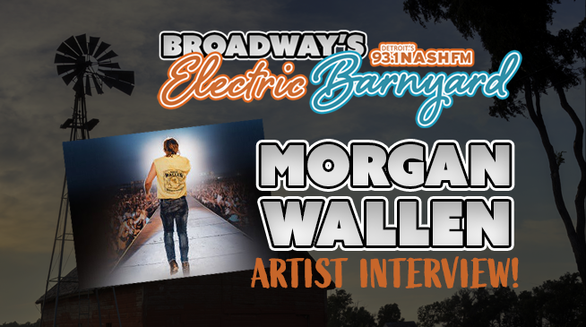 Morgan Wallen tells Broadway why his manager WENT OFF on him recently.