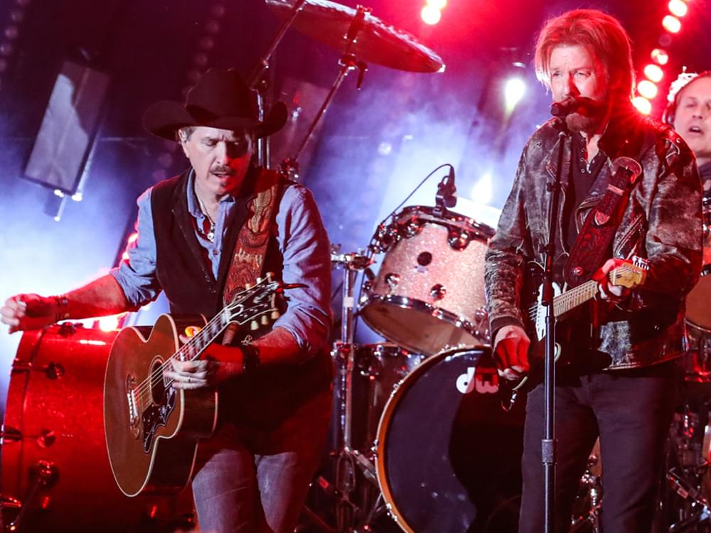 """Brooks & Dunn to Hit the Road for """"Reboot 2020 Tour"""""""