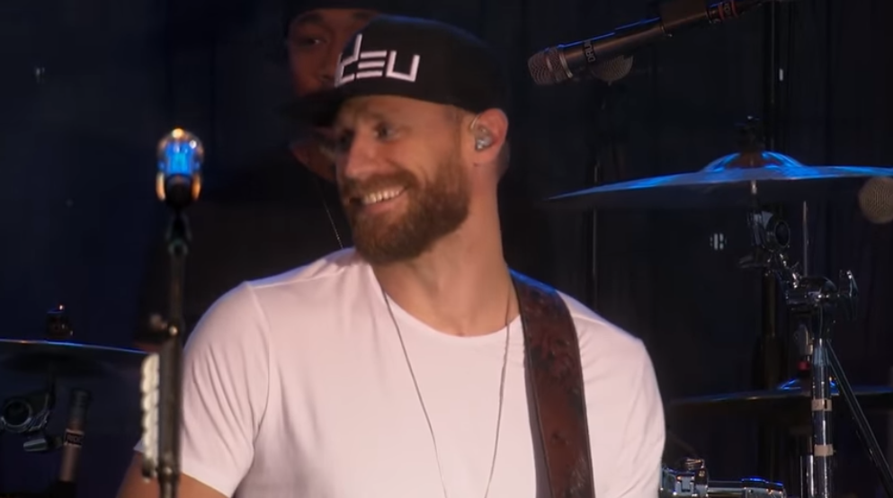 Chase Rice Gets Tangled Up In Bachelor Web Of Drama