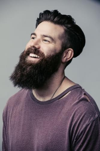 Can You Touch Jordan Davis' Beard?