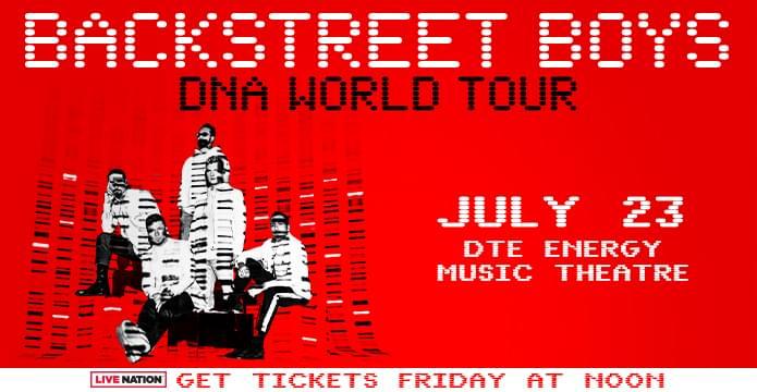 Backstreet Boys ~ July 23, 2020