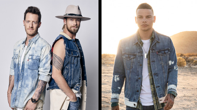 This FGL Melody is Identical to Kane Brown's