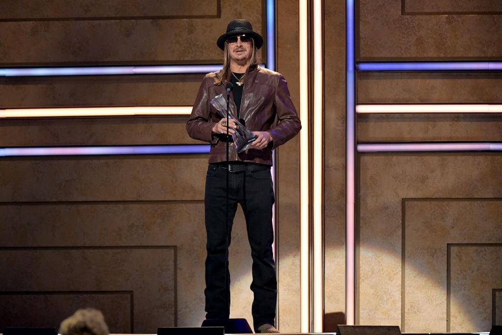 Kid Rock's Nashville Bar Hit With Public Health Citation [PHOTO]