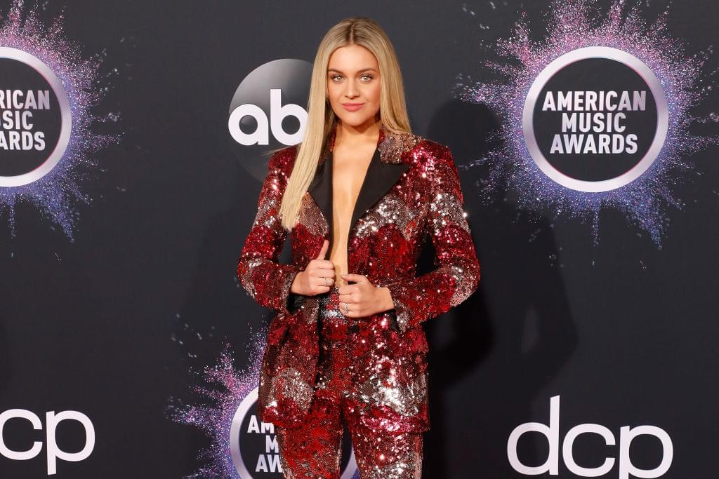 Kelsea Ballerini Calls Out Chase Rice For Weekend Concert [WATCH]