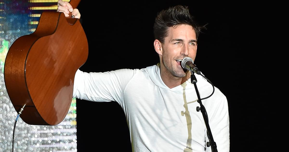 "Watch Jake Owen Spread the Love in New ""Made for You"" Video"