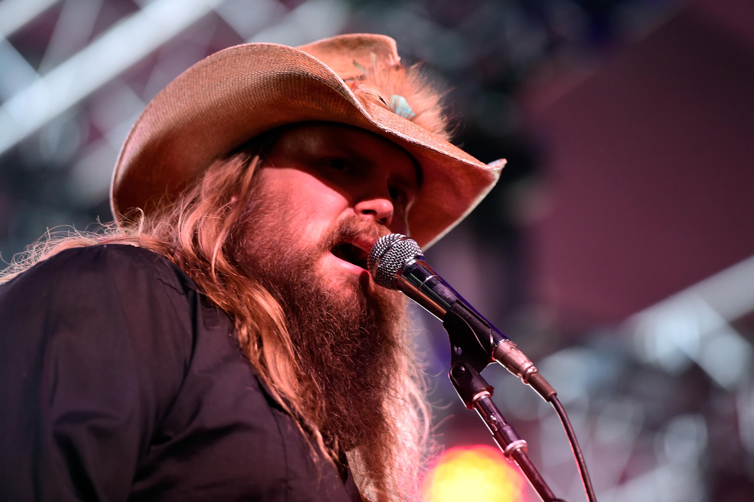 Chris Stapleton Teases Something New Coming Soon