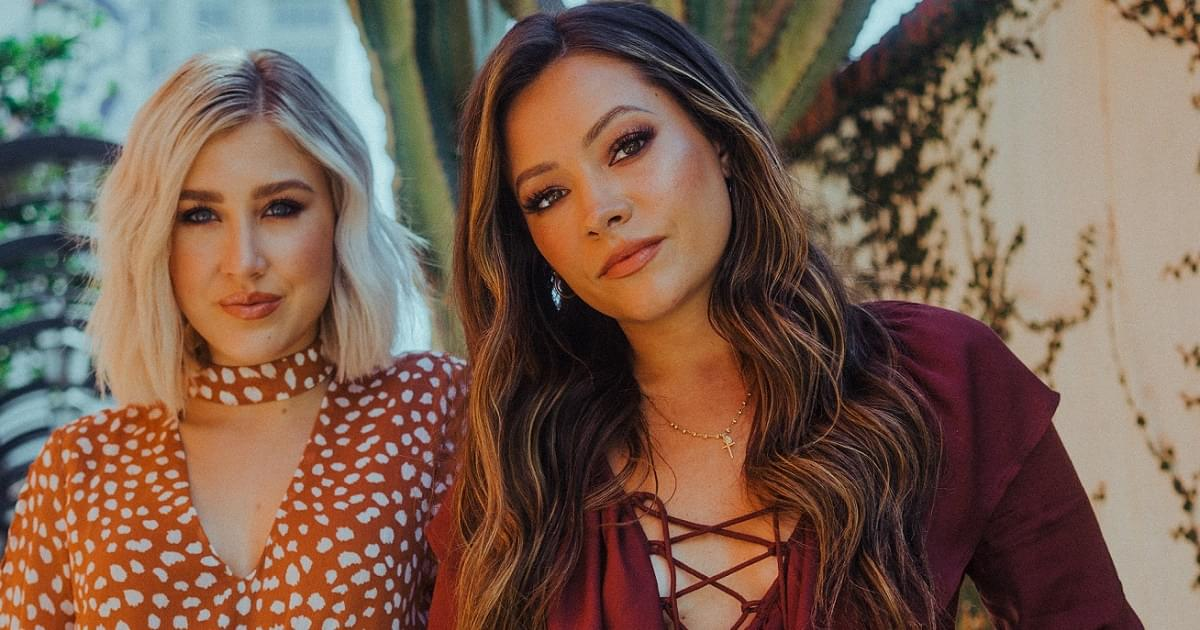 "Maddie & Tae Give You a Sneak Peek Behind Their ""We Need Christmas"" Video"
