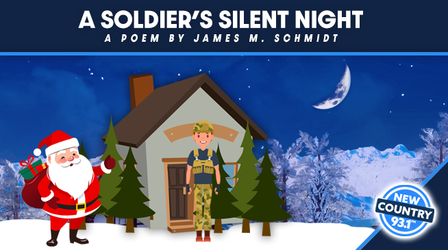 A Soldier's Silent Night