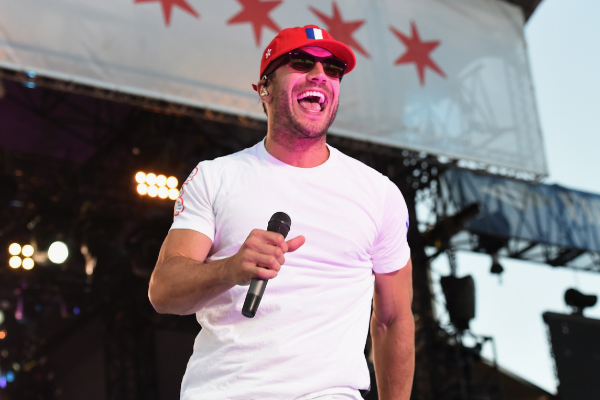 Sam Hunt Indicted On DUI Charges From Last Year